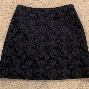 Will Smith black skirt